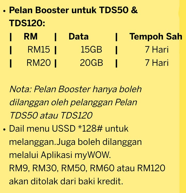 Tone Wow Plan Baru 2020 Unlimited Call Data Pek Permulaan Starter Pack Tone Wow Lite Digi pelan booster data daftar beli simkad tonewow.net tone-wow.net